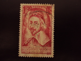"""A Partir De 1920 - Timbre Oblitéré N° 305  """"  Richelieu Rose     """"         Cote 1.5    Net   0.50   Photo   4 - Frankreich"""