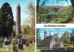 1 AK Irland Ireland * St. Kevin's Church Und Round Tower Aus Dem 11. Jh. In Glendalough * - Wicklow
