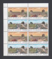 Francobolli S. Marino - Esposizione Filatelica Pechino 1995 - Mini Foglio - San Marino
