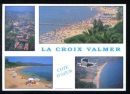 CPM Neuve 83 LA CROIX VALMER Multi Vues - France