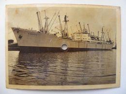 M/S Djakarta / Polish Cargo   / Sound Postcard 1964 Year - Commerce
