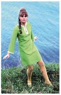 Sexy JOANNA LUMLEY Actress PIN UP PHOTO Postcard - Publisher RWP 2003 (019) - Artistas