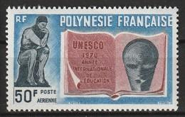 POLYNESIE - Poste Aérienne - PA N° 39 ** (1970) - Poste Aérienne