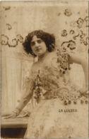 CPA LA LUCERO THEATER STAR (12521) - Teatro