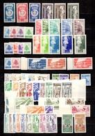 Liban Belle Collection Neufs **/* 1946/1962. Séries Complètes Et Bonnes Valeurs. TB. A Saisir! - Liban