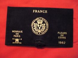 Coffret FDC 1982 - France