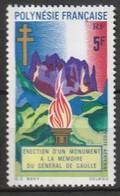 POLYNESIE - Poste Aérienne - PA N° 46 ** (1971) - Poste Aérienne