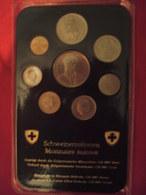 Plaquette Des Monnaies Suisse 1979 - Suisse