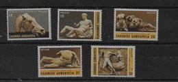 Serie De Grecia Nº Yvert 1524/28 ** - Grecia