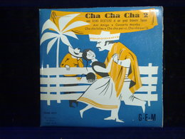 Deno Destero Et Son Orchestre: Cha Cha Cha 2: Ami Amigo/ 45t GEM, EGEX 4571 - Klassik