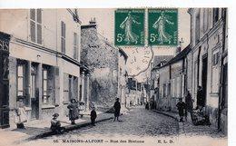 16 - MAISONS-ALFORT - Rue Des Bretons - Maisons Alfort