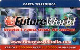 *ITALIA* - Scheda NUOVA (MINT) - Schede GSM, Prepagate & Ricariche
