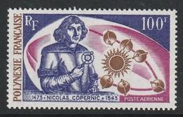 POLYNESIE - Poste Aérienne - PA N° 72 ** (1973) - Poste Aérienne