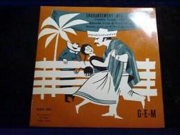 """Orchestre Typique """"Madiana's"""": Enchantement Des Tropiques/ 45t GEM, EGEX 4551 - Classique"""