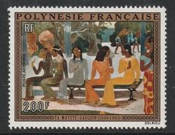 POLYNESIE - Poste Aérienne - PA N° 75 ** (1973) P.Gauguin - Poste Aérienne