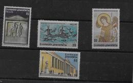 Serie De Grecia Nº Yvert 1576/79 ** - Grecia