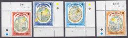 PGL AA0485 - GIBRALTAR Yv N°659/62 ** ARCHITECTURE - Gibraltar