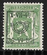 België Typo Nr. 598 - Preobliterati
