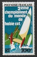 POLYNESIE - Poste Aérienne - PA N° 83 ** (1974) - Poste Aérienne