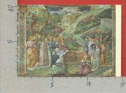 CARTOLINA NV ITALIA - SPOLETO - Duomo - Filippo Lippi - Morte Della Madonna - 10 X 15 - Pittura & Quadri