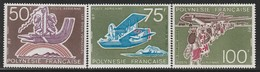 POLYNESIE - Poste Aérienne - PA N° 89/91 ** (1974) - Poste Aérienne