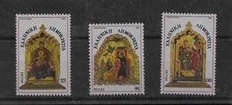 Serie De Grecia Nº Yvert 1618/20 ** - Grecia