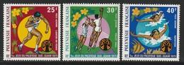 POLYNESIE - Poste Aérienne - PA N° 93/5 ** (1975) - Poste Aérienne