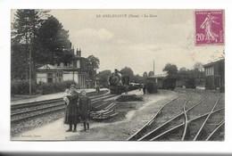 Le MERLERAULT - La Gare    / L79 - Le Merlerault