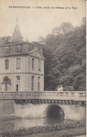 60 - Ermenonville - Beau Plan De L'Aile Droite Du Château - Le Pont - Ermenonville
