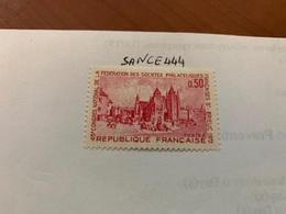 France Philatelic Congress Mnh 1972 - France