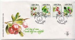 Aruba Set On FDC - Fruits