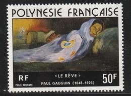 POLYNESIE - Poste Aérienne - PA N° 113 ** (1976) Gauguin - Poste Aérienne