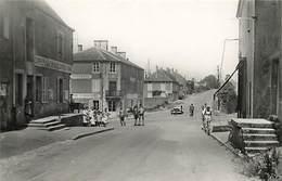 Dpts Div.-ref-AF971- Côte D Or - Précy Sous Thil - Route De La Gendarmerie - Café - Cafés - Boussard Forgeron - Traction - France