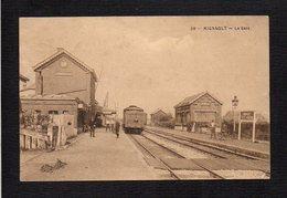 Belgique / Mignault / La Gare - België