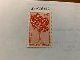 France Blood Donors Association Mnh 1972 - France