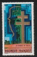 POLYNESIE - Poste Aérienne - PA N° 123 ** (1977) - Poste Aérienne