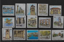 Serie De Grecia Nº Yvert 1680/94 (B) ** - Grecia