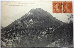 PUY DE LUSCLADE (1611m) - MONTAGNES DU CANTAL - Francia