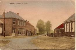 Olmen Steenweg Op Baelen 1931 - Balen