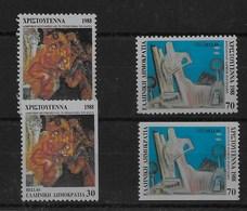 2 Series De Grecia Nº Yvert 1697/98 (A) Y (B) ** - Grecia