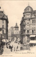 Geneve.Fontaine De L'escalade Et Tour De L'Ile - GE Ginevra