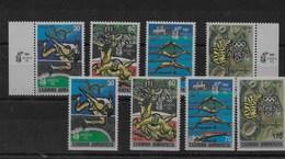 2 Series De Grecia Nº Yvert 1699/02 (A) Y (B) ** DEPORTES (SPORTS) - Grecia