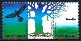 Holanda Nº 994/6 En Nuevo - Periodo 1949 – 1980 (Juliana)