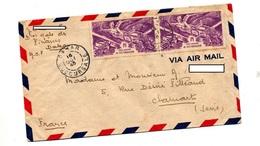Lettre Cachet Dakar Sur Victoire - A.O.F. (1934-1959)
