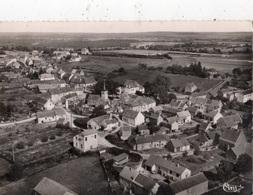 IVRY-EN-MONTAGNE VUE AERIENNE - France