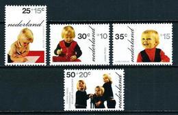 Holanda Nº 972/5 En Nuevo - Periodo 1949 – 1980 (Juliana)