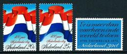 Holanda Nº 963/5 En Nuevo - Periodo 1949 – 1980 (Juliana)