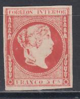 1863  Edifil Nº 11 /*/ - Filipinas