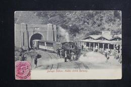 INDE - Carte Postale - Barogh - Barogh Station , Kalka Simla Railway - L 23408 - Inde