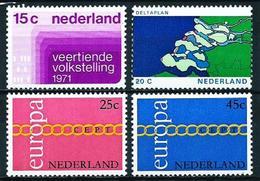 Holanda Nº 926-932/3-943 En Nuevo - Periodo 1949 – 1980 (Juliana)